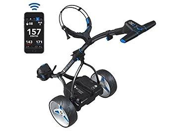 Motocaddy CARRITO DE GOLF S-5 CONECT BATERIA DE LITIO 18 HOYOS Y GPS: Amazon.es: Deportes y aire libre