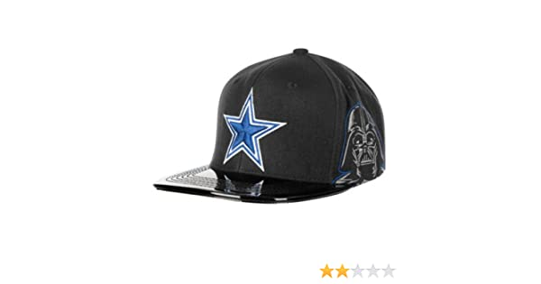2db05162cd1 Amazon.com   Dallas Cowboys Star Wars Imperial Attack Vader Snapback    Sports   Outdoors