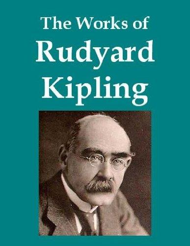 Works Rudyard Kipling 500 works ebook product image