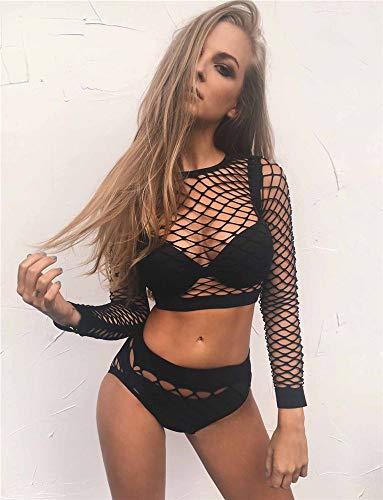 Casa Sonno Rete Da Jyhtg Sexy Donna Pigiama Set Elasticit A Abbigliamento wwpFnO0Zz