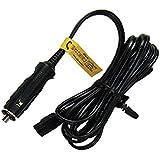 Igloo 25121 12-Volt DC Power Cord, Black