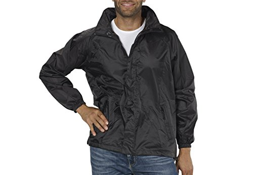 Unisex Abrigo Five Fifty Negro Adulto Wellington Impermeable wq1wIE
