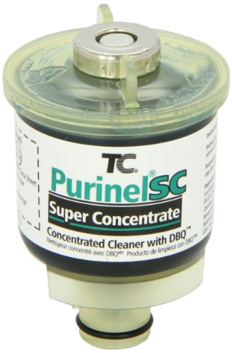 UPC 086876207293, Rubbermaid Commercial Purinel Super Concentrated Refill for SaniCell Wall Service Dispenser, Blue, 60 ml Capacity (3485848)