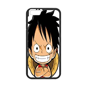 DIY Printed Monkey¡¤D¡¤Luffy hard plastic case skin cover For iPhone 6 4.7 Inch SN9V692919