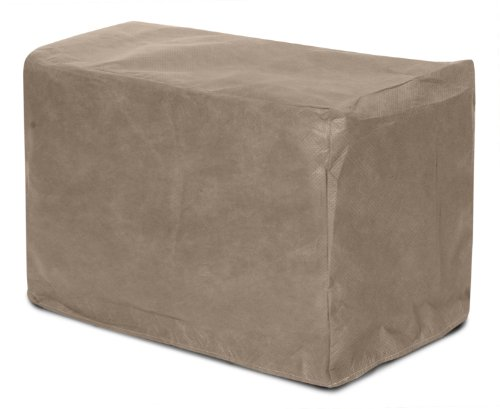 KoverRoos III 34215 Cushion Storage Chest Cover, 54 by 33 by 28-Inch, Taupe ()