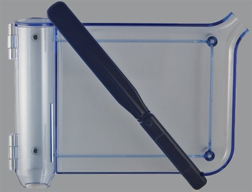 Professional Counting Tray with Nylon Spatula by Right Handed