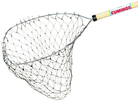 Cumings CCN-48 Promotional Crab Net 48