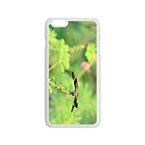 Green Dragonfly Hight Quality Plastic Case for Iphone 6 by icecream design