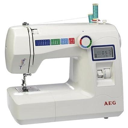 AEG 227 LCD - Máquina de Coser