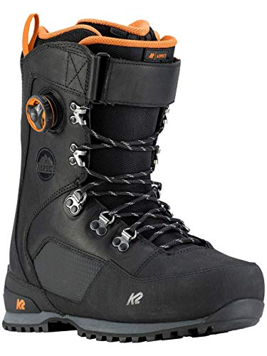 K2 Aspect Snowboarding Boot 2019 - Men's Black 11