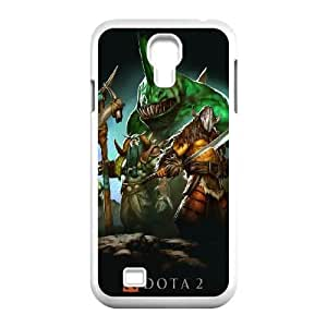 Dota 2 Natures Prophet Jim Murray Juggernaut Tidehunter Faceless Void 92943 plastic funda Samsung Galaxy S4 9500 cell phone case funda white cell phone case funda cover ALILIZHIA13110