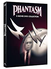 ALL 5 FILMS FROM DON COSCARELLI'S ICONIC HORROR FRANCHISE TOGETHER FOR THE FIRST TIME ON DVD       PHANTASM: REMASTERED(Standard Definition (1.78:1)/Dolby Digital Audio 5.1, Mono and Stereo / 1978 / Color / R /90 minutes)SPECIAL FEATUR...