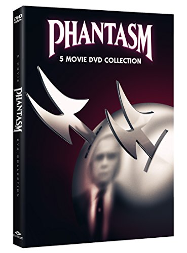 Artwork Revealed 3 - Phantasm 5 Movie DVD Collection