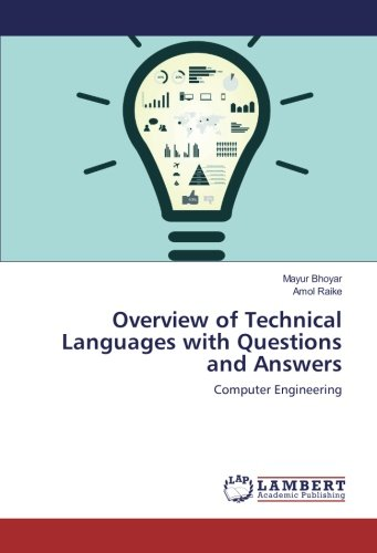 Overview of Technical Languages with Questions and Answers: Computer Engineering by LAP LAMBERT Academic Publishing