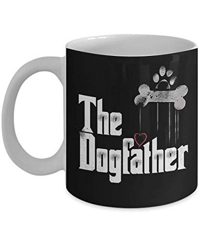 The Dogfather Shirt Dad Dog T-shirt Funny Father's for sale  Delivered anywhere in USA