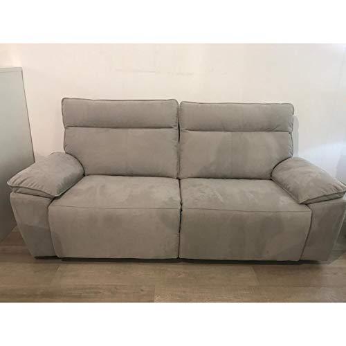 SHIITO Sofa Relax ELÉCTRICO 3 Plazas Belle BC9725 ...