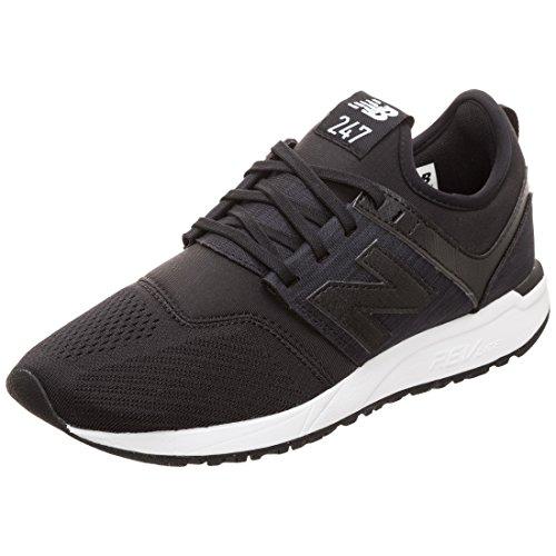 New Zapatillas Balance Para blanco Wrl247sk Mujer Negro 6ag6zxBqw