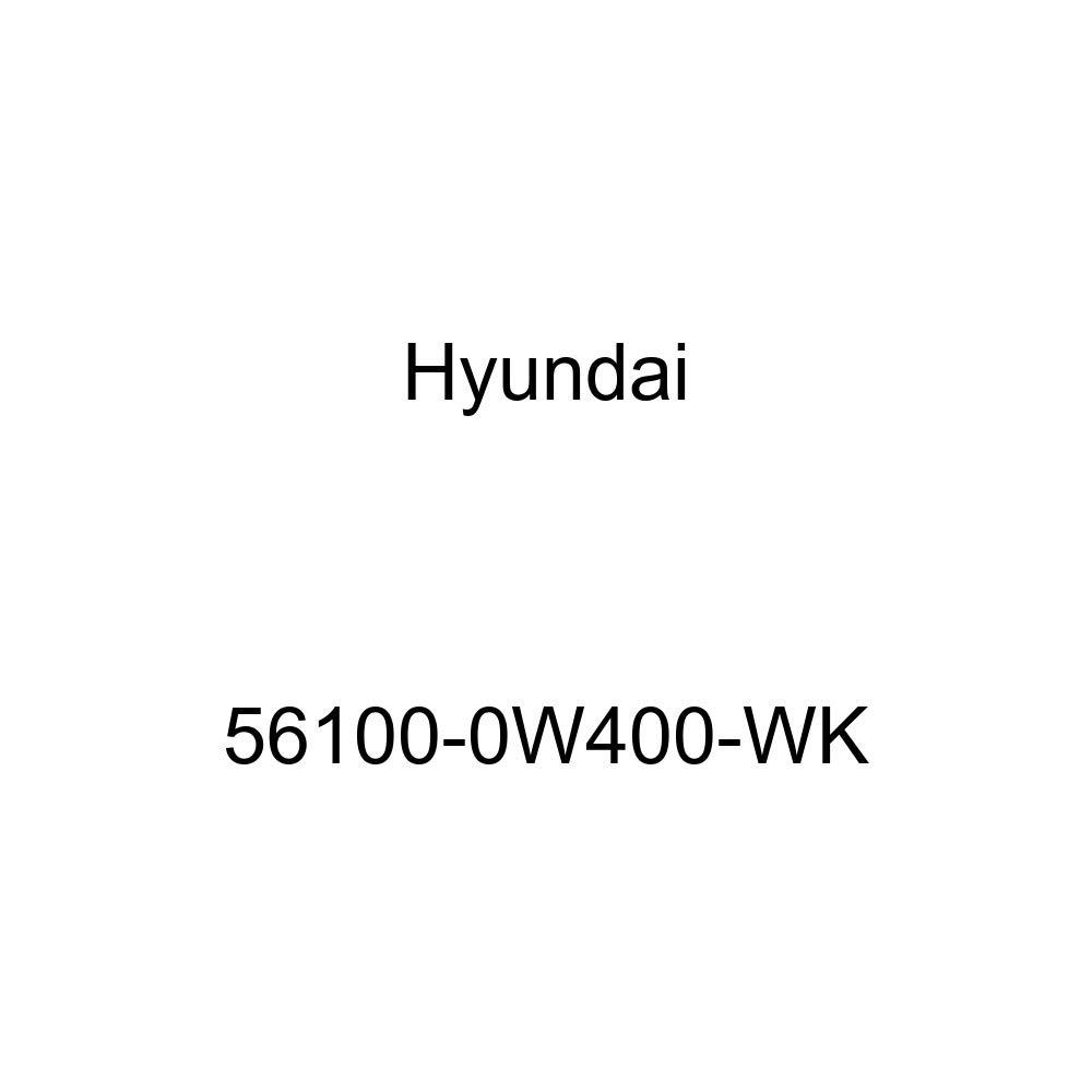 Genuine Hyundai 56100-0W400-WK Steering Wheel Assembly