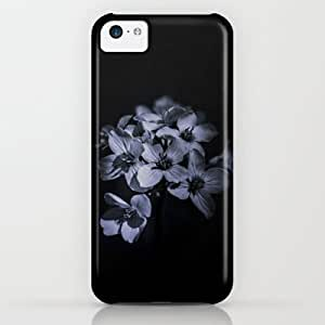 Society6 - Hydrangea In The Darkness iPhone & iPod Case by Christian Solf