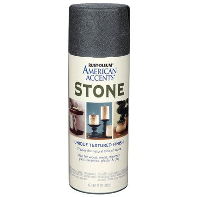 American Accents 7992-830 12 Oz Gray Stone Spray Paint