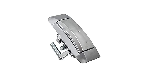 labwork Left//Driver Outside Exterior Outer Silver Door Handle 80607-CD41E for 2003-2009 Nissan 350Z 80607-CD41E