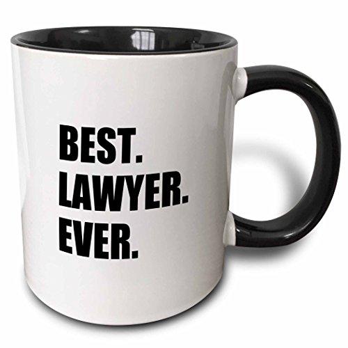 3dRose mug_179778_4 Best Lawyer Ever