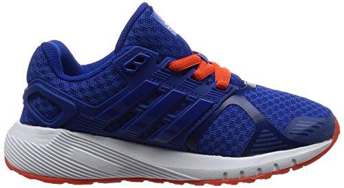 Adidas Duramo 8 K, Zapatillas Unisex Niños, Marrón (Azul/Ftwbla/Energi), 40 EU