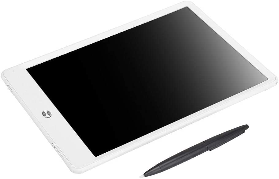 Pink Wendry LCD Drawing Board,10-Inch LCD Painting Tablet Electronic Notepad Writing Board for Calligraphy Practice,3 Kinds of Color Painting,Ultra-Thin and Tough Features