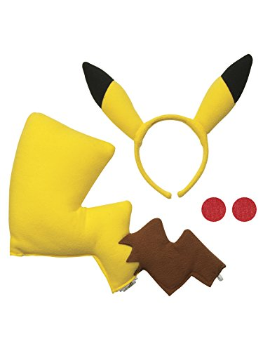 Rubie's Pokemon Pikachu Costume Kit