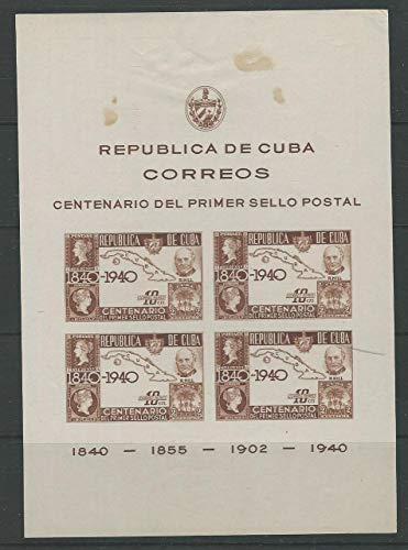 Caribbean Island, Postage Stamp, C33 Mint LH, 1940 Map, JFZ