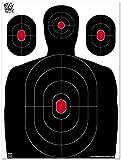 Big-Dawg-Targets-18-X-24-Inch-Silhouette-Reactive-Splatter-Shooting-Target