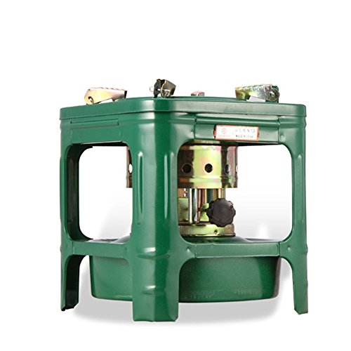 Outdoor picnic coal kerosene oil stove camping stove portable (Oil Stove)
