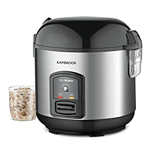Kambrook KRC405BSS Rice Master 5 Cup Rice Cooker