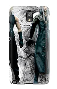 Hot 6687163K69616135 Premium Protective Hard Case For Galaxy Note 3- Nice Design - Sephiroth