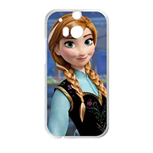 Frozen HTC One M8 Cell Phone Case White T9006351