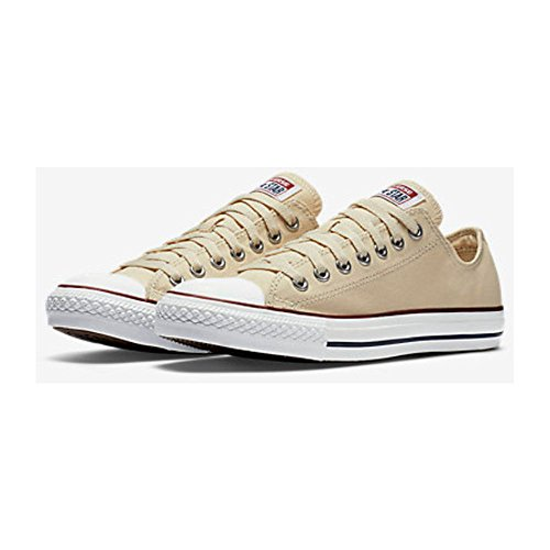 Converse-Unisex-Chuck-Taylor-All-Star-Low-Top-White-Sneakers-13-BM-US-Women-11-DM-US-Men