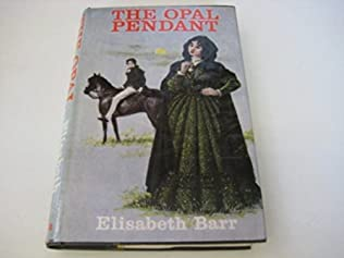 book cover of The Opal Pendant