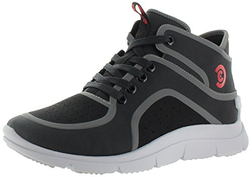 Ccilu Jokull Casual Herenschoenen Black / Gun Metal / Light Grey