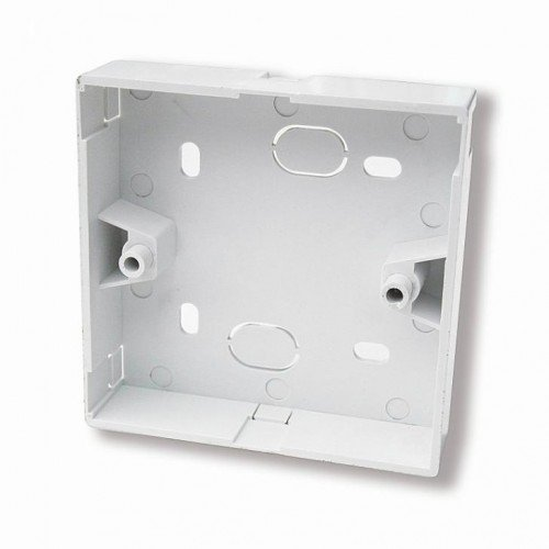BT NTE5 Back box 23mm Deep Surface Mount Backbox