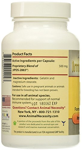 Animal Necessity Imuno-2865 - Natural Immune System Support Supplement for Dogs & Cats by Animal Necessity (Image #3)