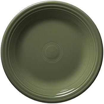 Fiesta Dinner Plate 10-1/2  Sage  sc 1 st  Amazon.com & Amazon.com | Fiesta 10-1/2-Inch Dinner Plate Black: Dinner Plates