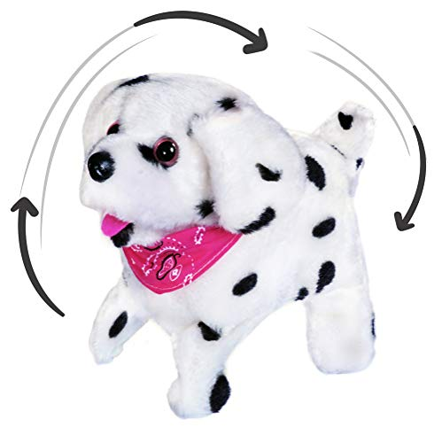 """Haktoys Flip Over Puppy 