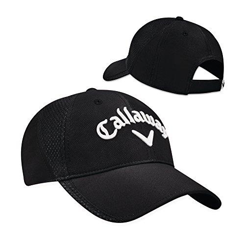 Callaway 2017  Women's Sportlite Hat, Black, One - Women Callaway Golf Hats For