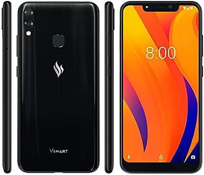 Wephone Accesorios Funda de Silicona para Vsmart Joy 1 Plus ...