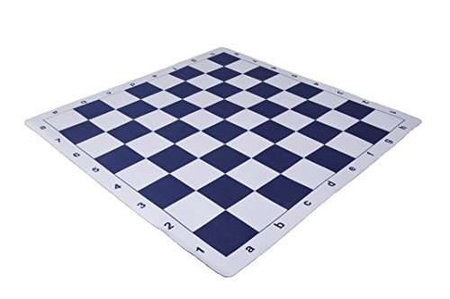 Thin Mouse Pad Style Tournament Chess Board - 2.25