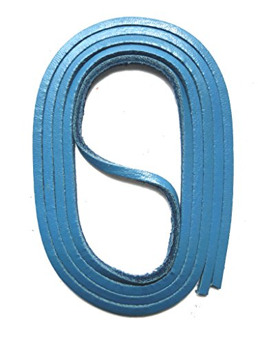 Pelle 120cm 11 Docksider Colori Lacci Scarpe 47