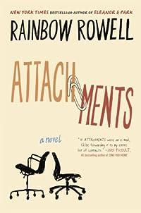 Attachments: A Novel by Rainbow Rowell ebook deal