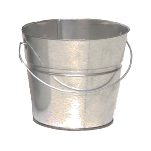 2 Qt. Galvanized Steel Pail (1 Pail) by Product Conect (Image #2)