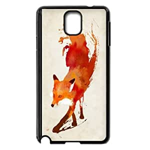 [MEIYING DIY CASE] For Samsung Galaxy NOTE3 Case Cover -Fairy Fox-IKAI0446765