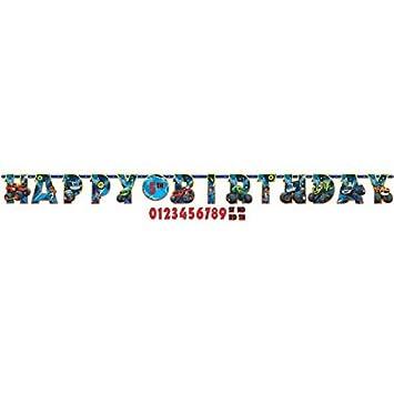 Cartel personalizado para cumpleaños: Amazon.es: Juguetes y ...